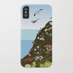 Southern California Tide Pool Explorer's Guide Slim Case iPhone X