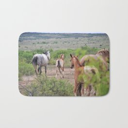 Band of Horses Bath Mat