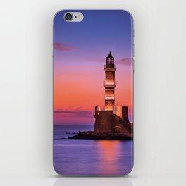 Light House iPhone Skin