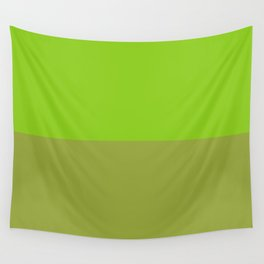 Lime & Olive Wall Tapestry