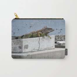 IGGY the Iguana  Carry-All Pouch