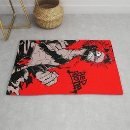 RED RIOT / KIRISHIMA EIJIRO - MY HERO ACADEMIA Rug