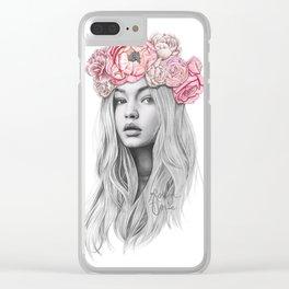 GIGI Clear iPhone Case