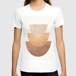 Abstract Rock Geometry 06 T-shirt