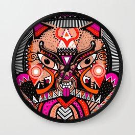 LISHKA PINK Wall Clock