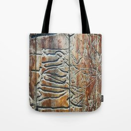 Nature Is A Beautiful Sculptor Tote Bag