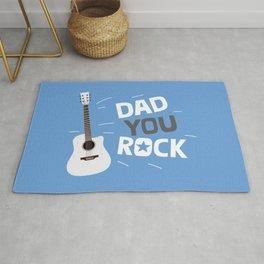 Dad you rock! Rug