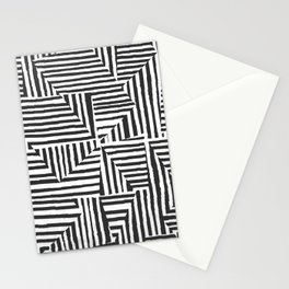 Optical Illusion Sketch Stationery Cards