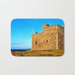 Portencross Castle Bath Mat