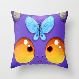 Darjeeling Throw Pillow