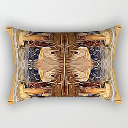 Doorway to Freedom Rectangular Pillow