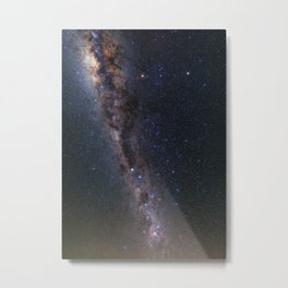 Milky Way in Chile 2 Metal Print