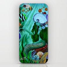 Little Mermaid. iPhone & iPod Skin
