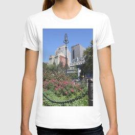 Not just a concrete jungle T-shirt