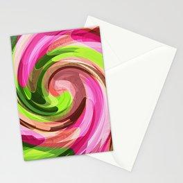Pistachio Cream Stationery Cards