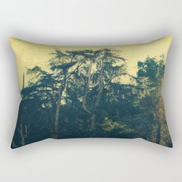 Vintage landscape Rectangular Pillow