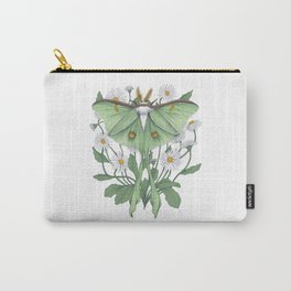 Metamorphosis - Luna Moth Carry-All Pouch