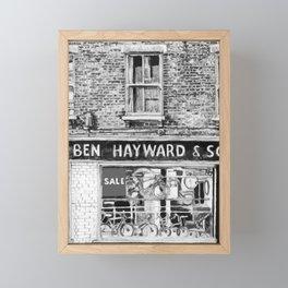 Ben Haywards Framed Mini Art Print