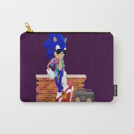 Sonic Style Carry-All Pouch