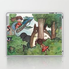 Studio Ghibli Crossover Laptop & iPad Skin