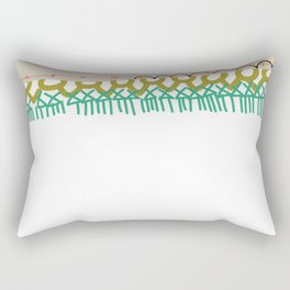 Poncholala Rectangular Pillow