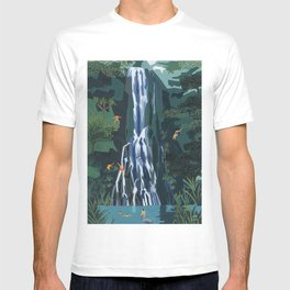 Waterfall stop T-shirt