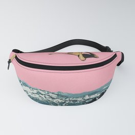 Higher Than Mountains Fanny Pack