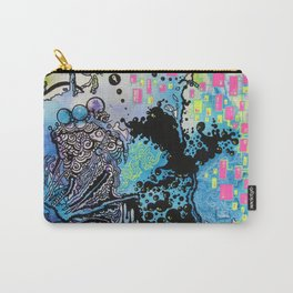 Distant Interval Carry-All Pouch