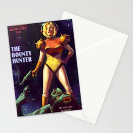 The Bounty Hunter Stationery Cards