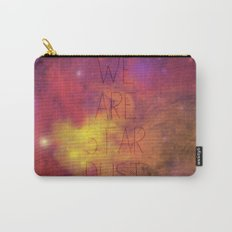 Nebula (Text) Carry-All Pouch
