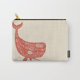 'How the Whale Got His Throat' Carry-All Pouch