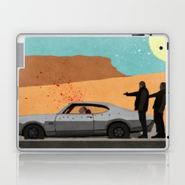 Grooming The Crime Scene - Better Call Saul Laptop & iPad Skin