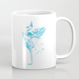 The Breakdancer Coffee Mug