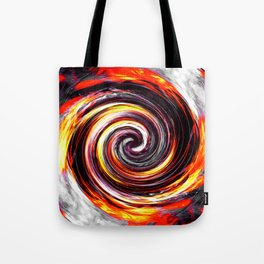 iDeal - Eye of the Storm 01 Tote Bag