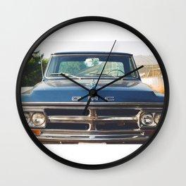 1968 GMC 910 Wall Clock