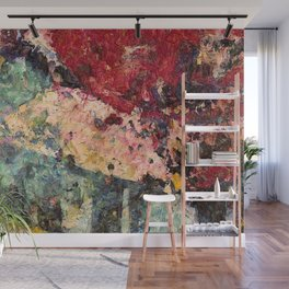 Deliciously Colorful Wall Mural