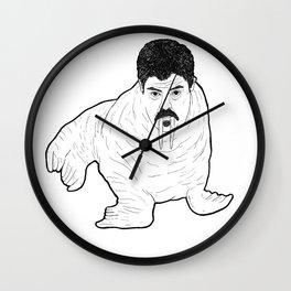 Jupitus Walrus Wall Clock