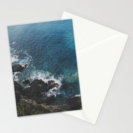 Blue Gem of Hawaii Stationery Cards