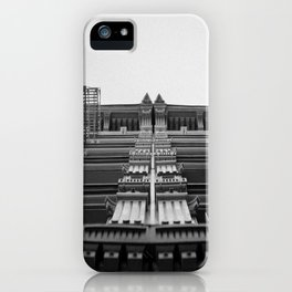 Mercer Street, But Not Writing The Essay. iPhone Case