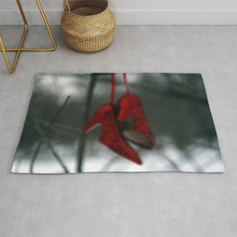 Ruby Red Slippers ~There's  No Place Like Home Rug