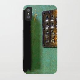 Abandoned I iPhone Case