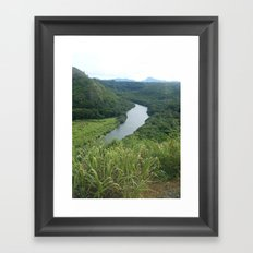 Hawaii 3 Framed Art Print