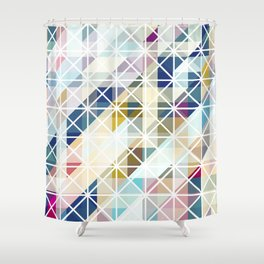 Triangle No. 3 Shower Curtain