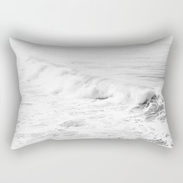 Pacific Ocean from Manhattan Beach Rectangular Pillow
