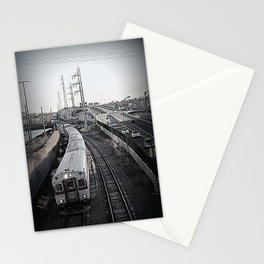 Morning Commute Stationery Cards