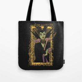 The Dark Faerie Tote Bag