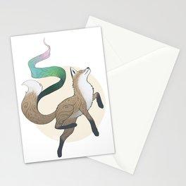 Aurora Fox Stationery Cards