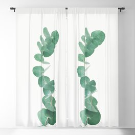 Eucalyptus III Blackout Curtain