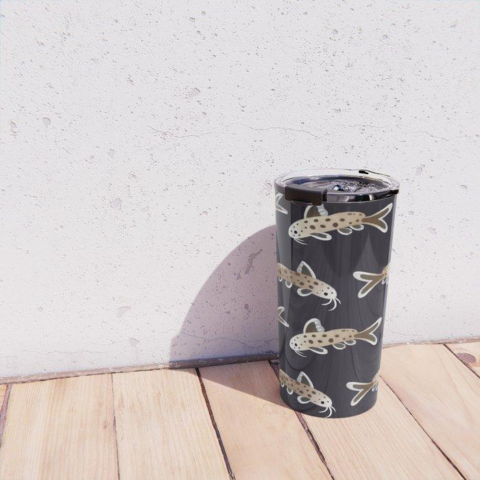 Leopard catfish Travel Mug