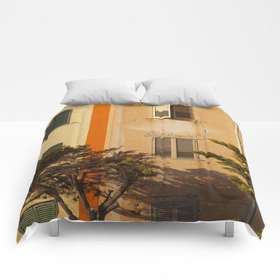 Open Window Comforters